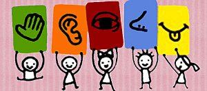 5 sensi nella psicologia